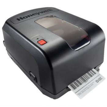 Принтер Honeywell PC42t (203dpi, USB, USB-host, RS-232, черный)
